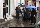 بارشهای ایران به 63.8 میلیمتر رسید؛ 55 درصد کمتر از سال گذشته