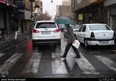 بارشها فقط در 3 استان مثبت است؛ 28 استان با آمار منفی بارش+نمودار