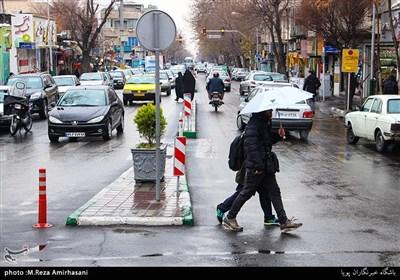 """23 استان کشور منتظر """"بارش برف و باران"""" باشند"""