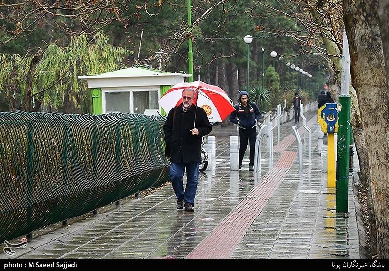 همدان| 114 میلیمتر بارش برف و باران ثبت شد