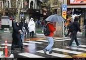 باراش باران در تهران