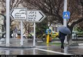 بارش های ایران به 89.5 میلیمتر رسید؛ 40 درصد کمتر از سال گذشته
