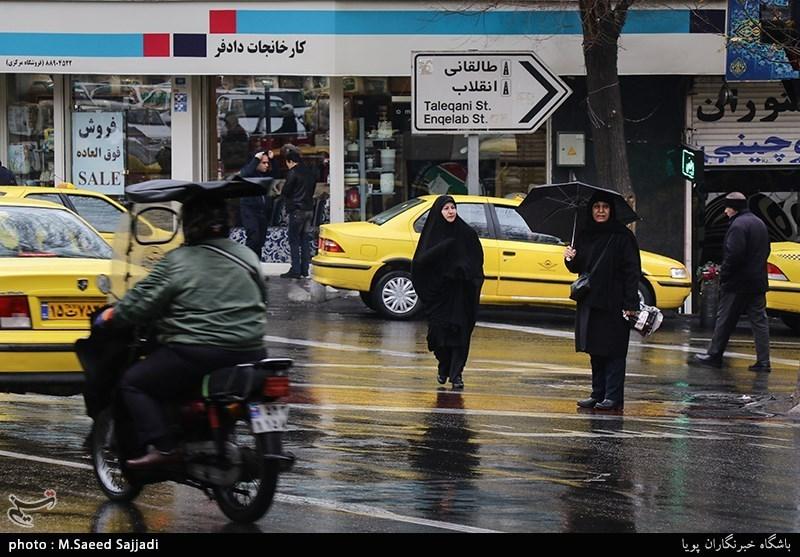 کاهش تجمعی بارشهای ایران از مرز 50 درصد گذشت