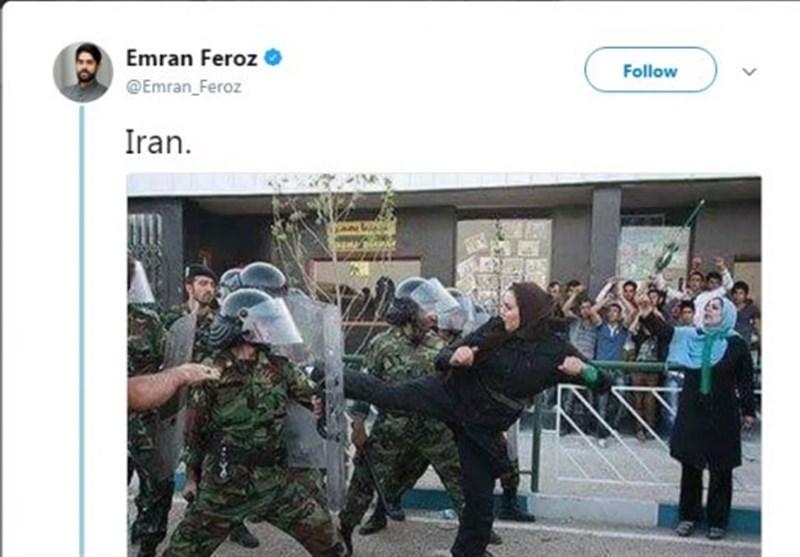İran'daki Kargaşalara Atfedilen Sahte Video Ve Görüntüler
