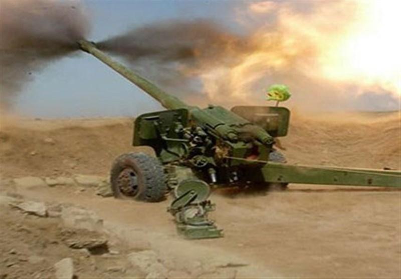 گزارش تسنیم از قابلیت نقطهزنی در توپخانه نزاجا/ گلوله های هوشمند چگونه عمل میکنند؟
