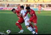 تساوی خانگی سپیدرود مقابل استقلال خوزستان با یک اخراجی و یک پنالتی از دست رفته