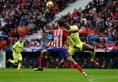 جنجالسازی کاستا در اولین بازی لالیگاییاش برای اتلتیکو مادرید