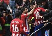 هواپیمای حامل اعضای تیم اتلتیکو مادرید دچار نقص فنی شد
