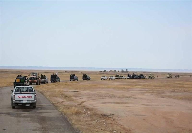 """القوات العراقیة تصد هجوما لـ""""داعش"""" شمال غرب الموصل"""
