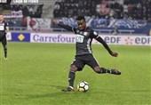 جام حذفی فرانسه| صعود لیون در دقایق پایانی