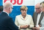 ابراز خوش بینی مرکل درباره نتیجه مذاکرات ائتلاف بزرگ