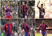 بارسلونا در طول تاریخ چقدر برای خرید بازیکنان برزیلی هزینه کرده است؟