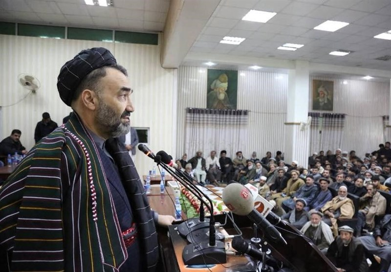 والی بلخ: رهبران حکومت وحدت ملی به سرنوشت «قذافی» و «صدام» دچار نشوند
