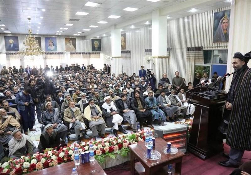 والی بلخ: دولت کابل برای گسترش جغرافیای داعش در شمال افغانستان تلاش میکند
