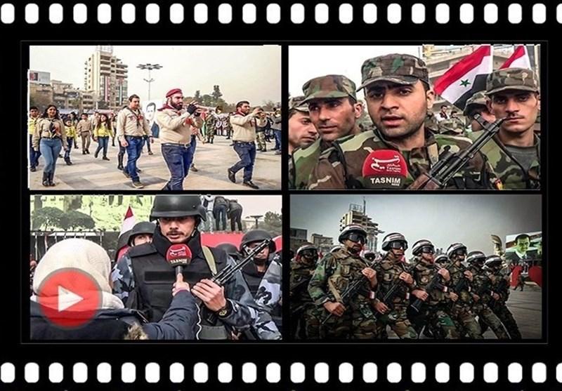 تبریکات الجیش السوری فی الذکرى السنویة الأولى لانتصار حلب على الإرهاب +فیدیو وصور