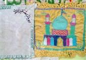 نحوه خلق آثار هنری در اسارت رژیم بعث عراق + تصاویر