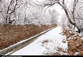 بارش برف و باران در 6 استان ادامه دارد