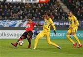 جام حذفی فرانسه| پاریسنژرمن با جشنواره گل صعود کرد