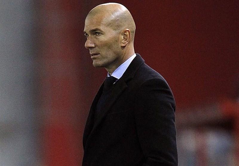 زیدان روی نام دو بازیکن رئال مادرید خط کشید