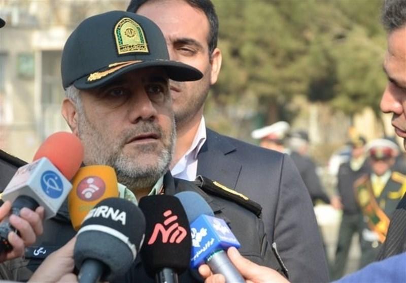 لباس ماموران پلیس یگانهای عملیاتی به «دوربین» مجهز میشود