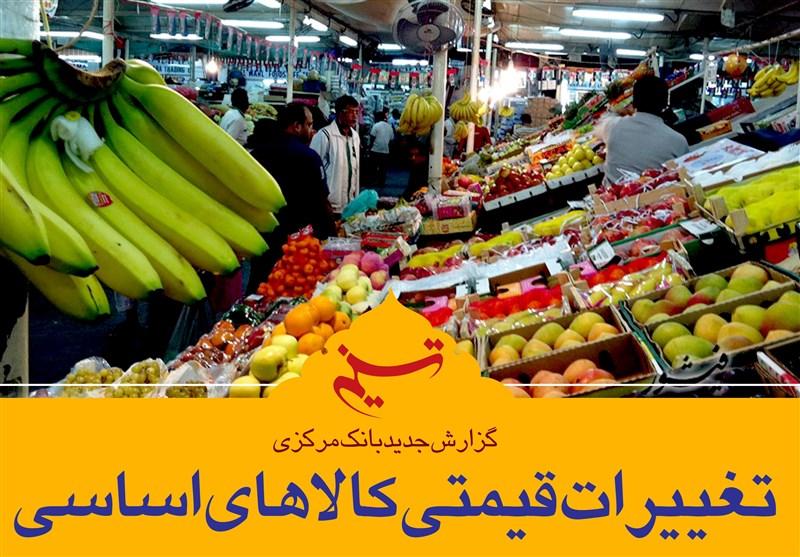 روایت رسمی و جدید از گرانی و ارزانی سفره غذایی مردم