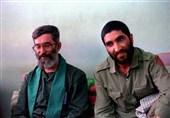 وقتی شهید کاظمی خبر شهادت خود را به رهبر انقلاب داد + فیلم