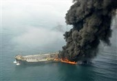 Japanese Firm Contracted to Help Extinguish Fire in Burning Iranian Tanker