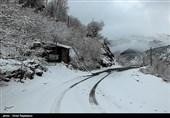 آغاز بارش برف و باران از روز یکشنبه در سطح کشور