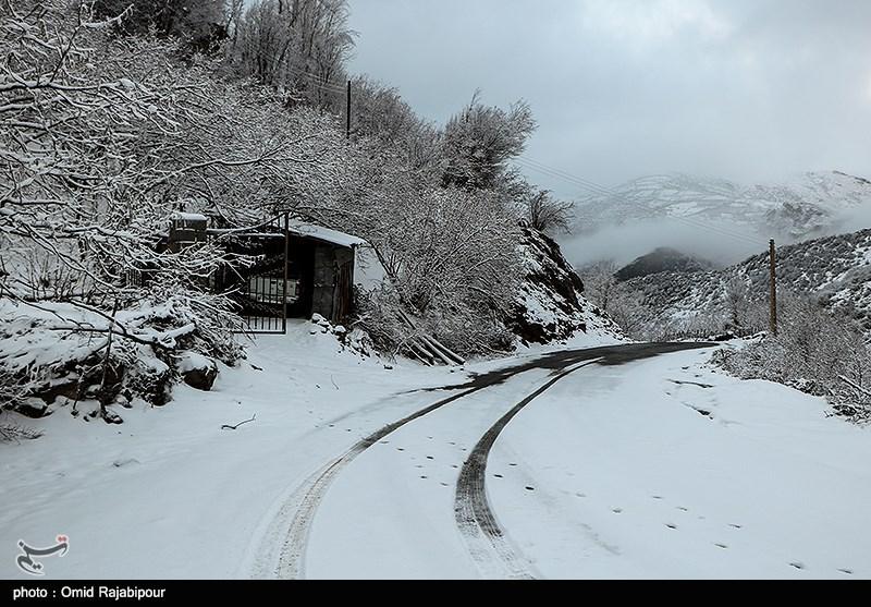آغاز بارش برف و باران از روز یکشنبه در سطح کشور - اخبار تسنیم - Tasnim