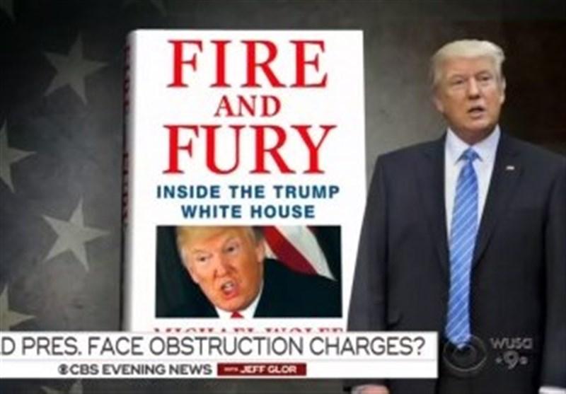 جنجال آتش و خشم در کاخ سفید (6)| در مراسم تحلیف ریاست جمهوری ترامپ چه گذشت؟