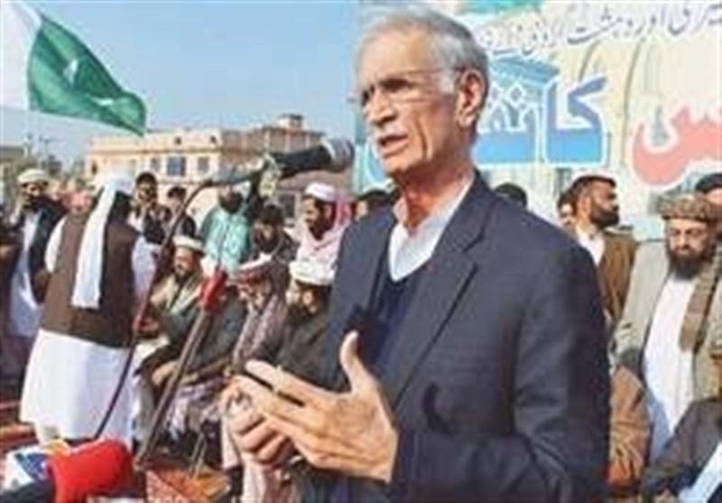 پرویزخٹک کی دفاع پاکستان کونسل کی کانفرنس میں شرکت متنازعہ بن گئی