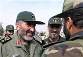 دیدار صمیمانه شهید کاظمی با سربازان + فیلم