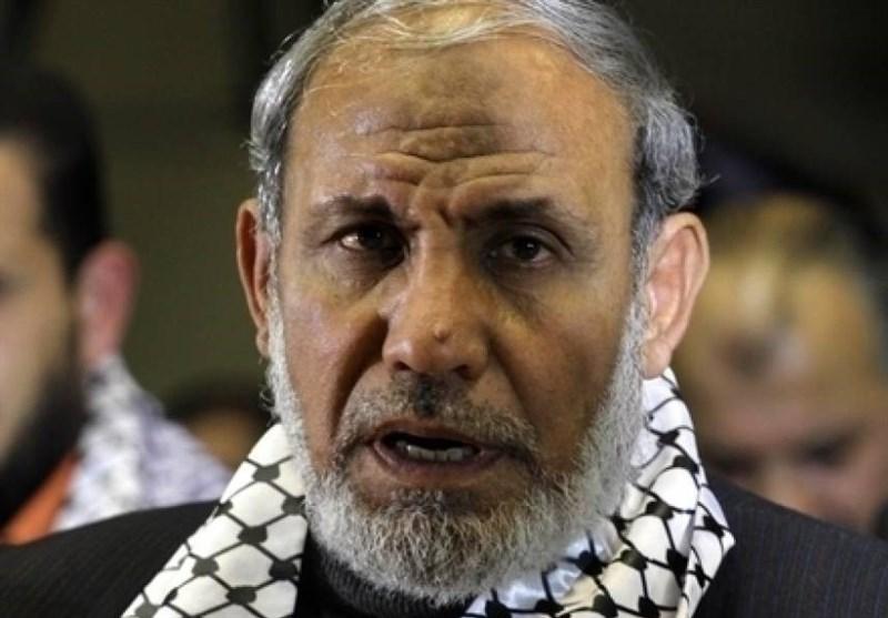 الزهار: از یک وجب از خاک فلسطین چشم پوشی نخواهیم کرد