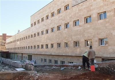بیمارستان 531 تختخوابی بندرعباس تا پایان امسال آماده بهرهبرداری میشود