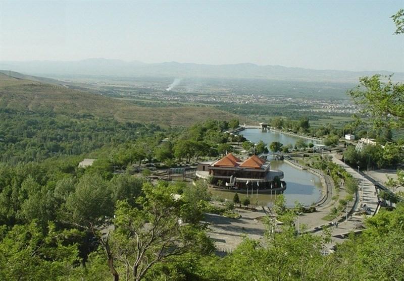 Abbas Abad Hill: An Attraction of Iran's Hamedan