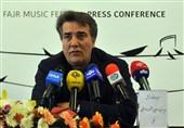 پیام حمیدرضا نوربخش به سی و سومین جشنواره موسیقی فجر