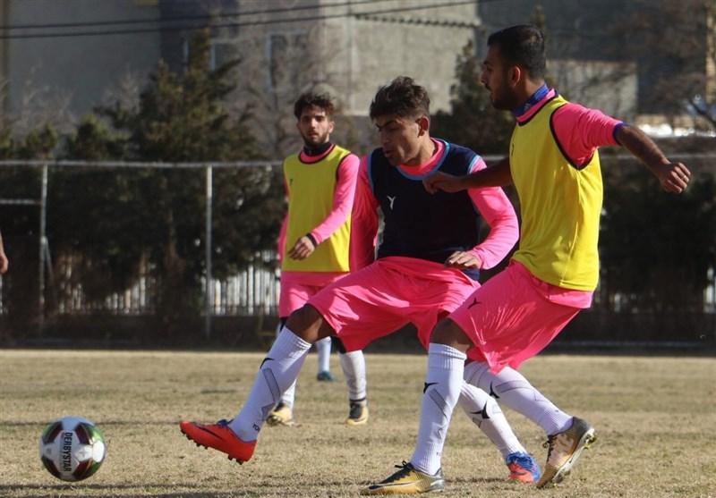 ایمن عبدالحمید بازیکن عراقی تیم فوتبال مشکیپوشان