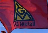 اعتصاب 24 ساعته کارگران بخش صنعت آلمان در اعتراض به دستمزدها