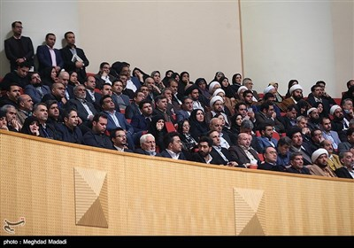 First Congress to Commemorate Late Ex-President Rafsanjani Held in Tehran