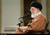الامام الخامنئی: ینبغی الفصل بین المطالب الصادقة والمحقة للشعب والحرکات التخریبیة