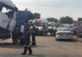 200 Injured in Commuter Train Crash outside Johannesburg