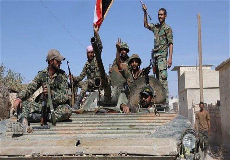 تحولات سوریه | ورود ارتش سوریه به فرودگاه ابوالضهور / ضربه ویرانگر به گروههای تروریستی و حامیانشان