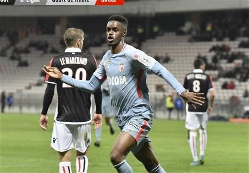 جام اتحادیه فرانسه| موناکو اولین مسافر نیمهنهایی شد