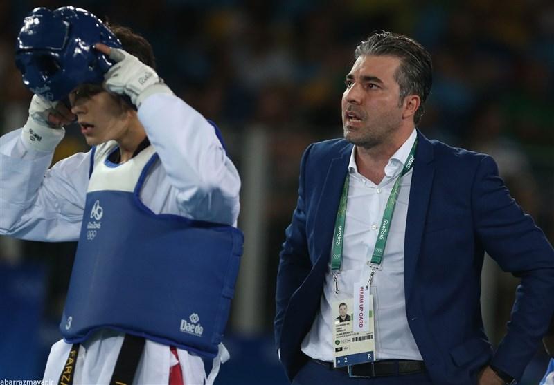 بیباک: کسب سه سهمیه المپیک دور از دسترس تکواندو ایران نیست/ نباید اتفاق اسبقی برای حسینی تکرار شود
