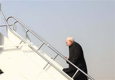 ظریف از باکو عازم قزاقستان شد