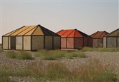"""ساخت """"خانههای ضدزلزله و حریق"""" فقط با 3 میلیون تومان + تصاویر"""