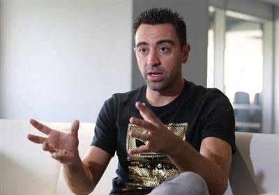 ژاوی: بارسا آخرین آزمون برای یک فوتبالیست است/ رئال فوتبال زیبایی ارائه نمی دهد
