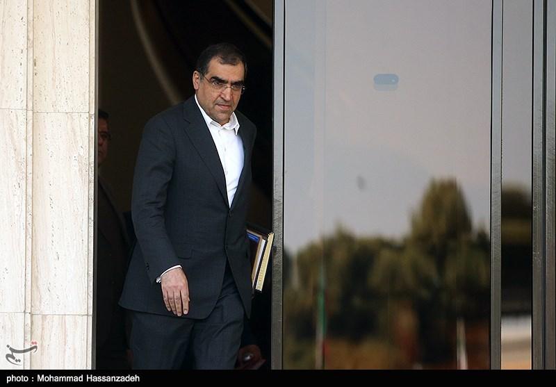 غیبت معنادار وزیر بهداشت در جلسات هیئت دولت + تصاویر