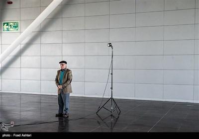 فریدون جیرانی در مراسم قرعهکشی سیوششمین دوره جشنواره فیلم فجر