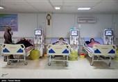 راه اندازی بخش دیالیز بیمارستان شهدای سرپل ذهاب